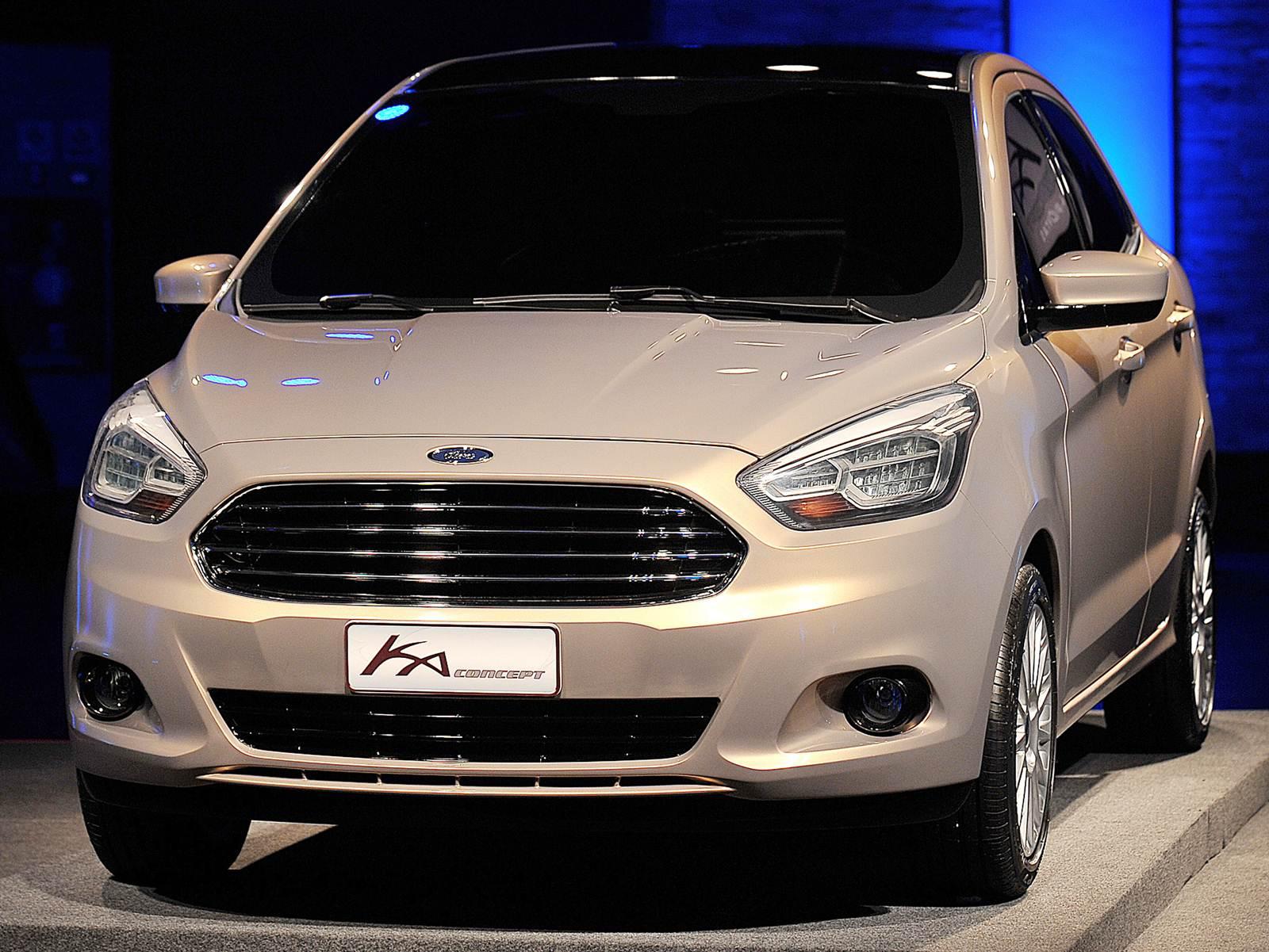 Novo Ford Ka SEDAN