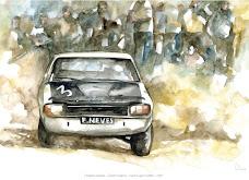 Ford Capri 3.0, 1971