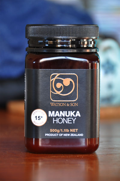 activated Manuka honey UMF 15