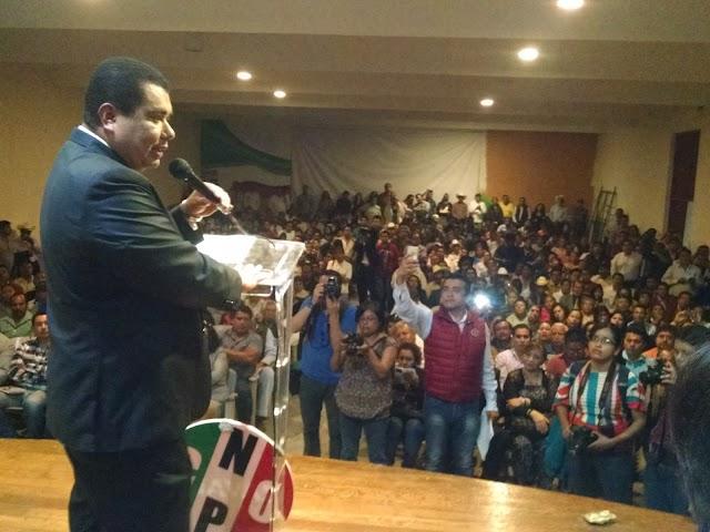 Moreno Valle un dictador: Zavala