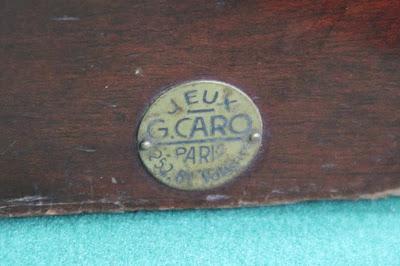 Jeux G. Caro Paris