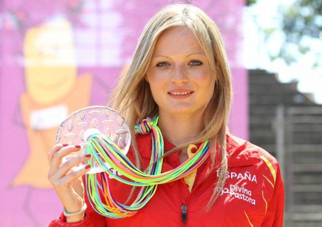 La patrocinais? por el bien del deporte olímpico Julia_Tackas_medalla