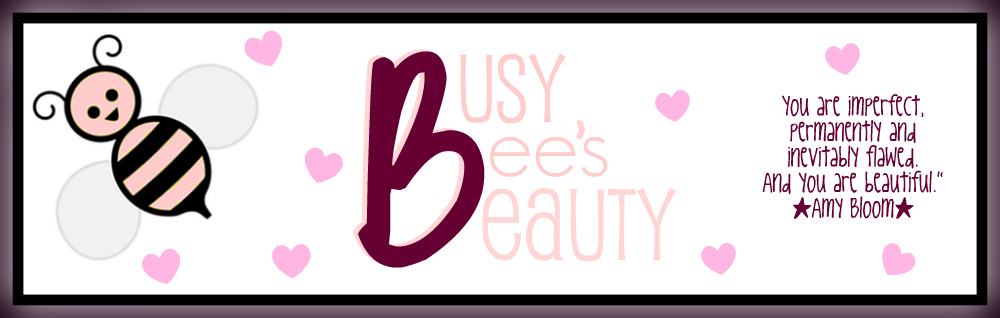 Busy Bee's Beauty