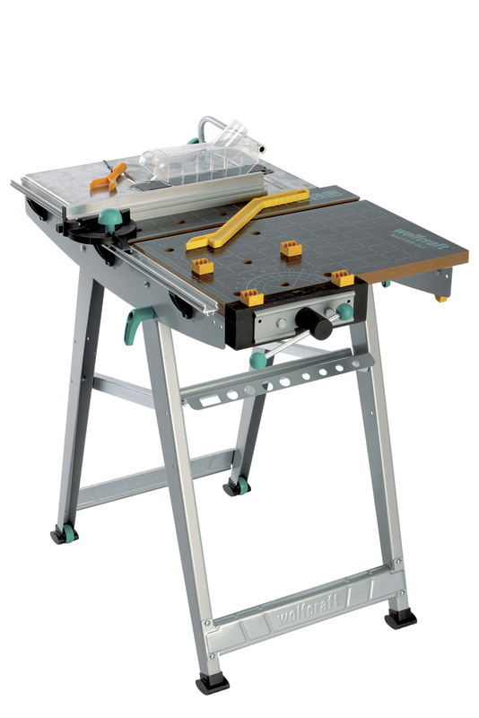 Skl diy uptown wolfcraft master cut 1000 machine table for Table wolfcraft