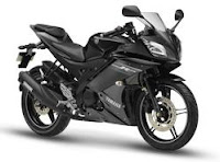 New 2011 Yamaha R15 Black
