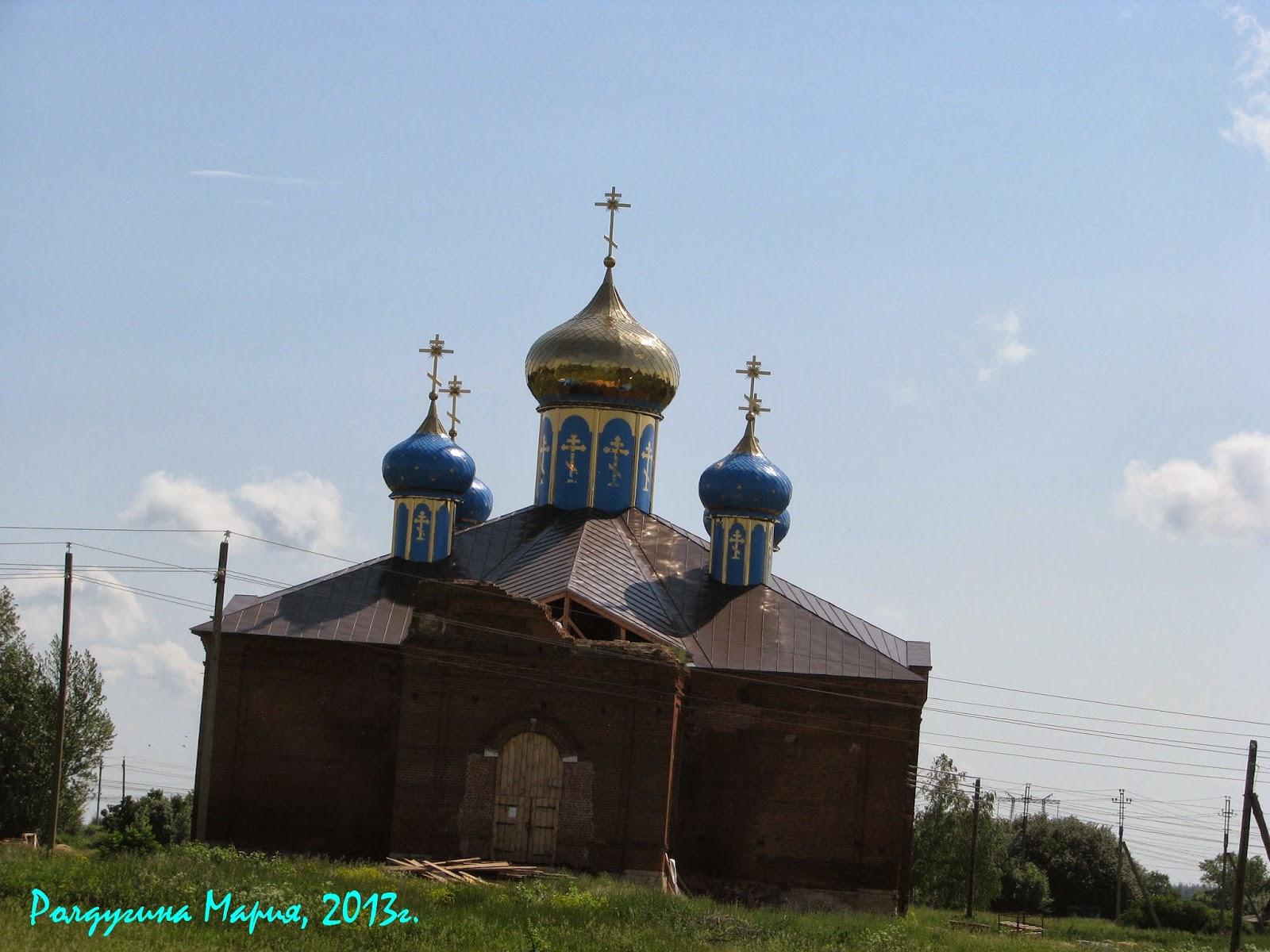 с.Яблонево, Кораблинский район, Рязанская область
