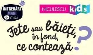 Și Editura Niculescu cultivă mizeriile sodomiților în cărțile pentru copii...