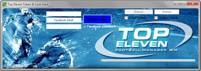 Top Eleven Token Hilesi - Ocak 2013