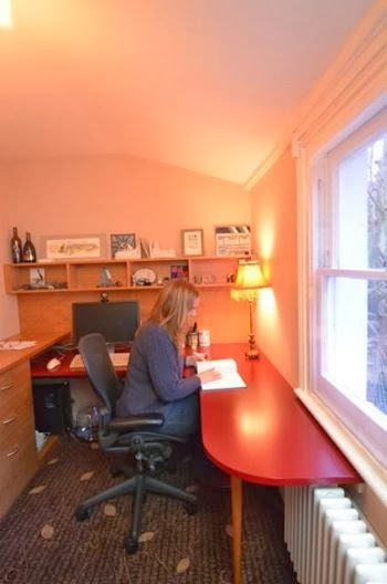 Tracy Chevalier's Writing Room
