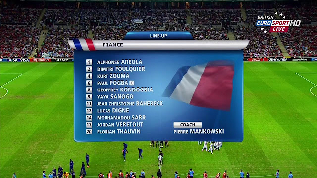 WORLD CUP U20 FINAL - FRANCE VS URUGUAY