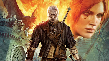 #7 The Witcher Wallpaper