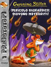 Febbraio 2015. I Preistotopi #18: Pericolo giurassico: piovono meteoriti! [narrativa]