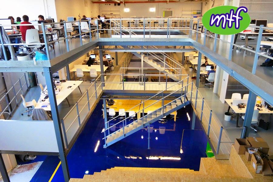 Diariodeco 8: Espacios de Trabajo... Bye, bye M4f_1