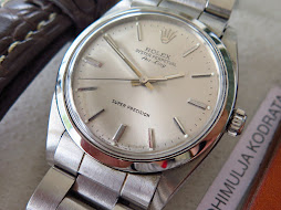 ROLEX OYSTER PERPETUAL AIR KING SUPER PRECISION - ROLEX 5504