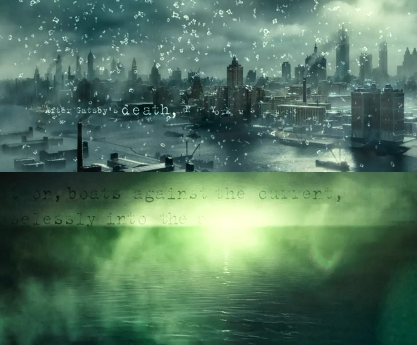 the green light in the great gatsby essay Home the great gatsby q & a how does the green light in the the great gatsby how does the green light in the great gatsby represent symbolism i know that gatsby can see the light reflecting on the ocean water.