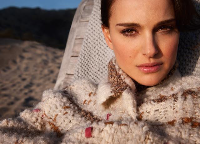 Natalie Portman Celebrity Style Dior