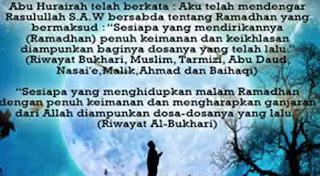 Ampunan Allah Di Bulan Ramadhan