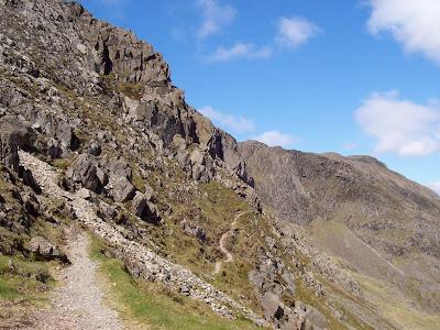 Bowfell Climber's Traverse
