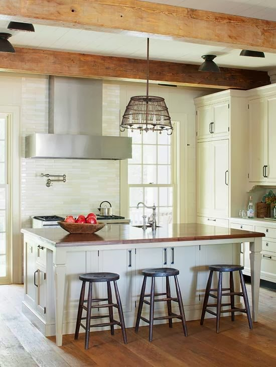 Small Farmhouse Kitchens