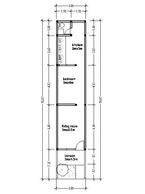 kitchen ideas 3m x 4m  | 480 x 360
