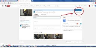 Cara memasukan video ke youtube mudah dan cepat5