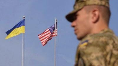 Стервятники готовят войну. Американский десант уже на Украине