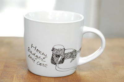 Honey Badger Mugs Photos