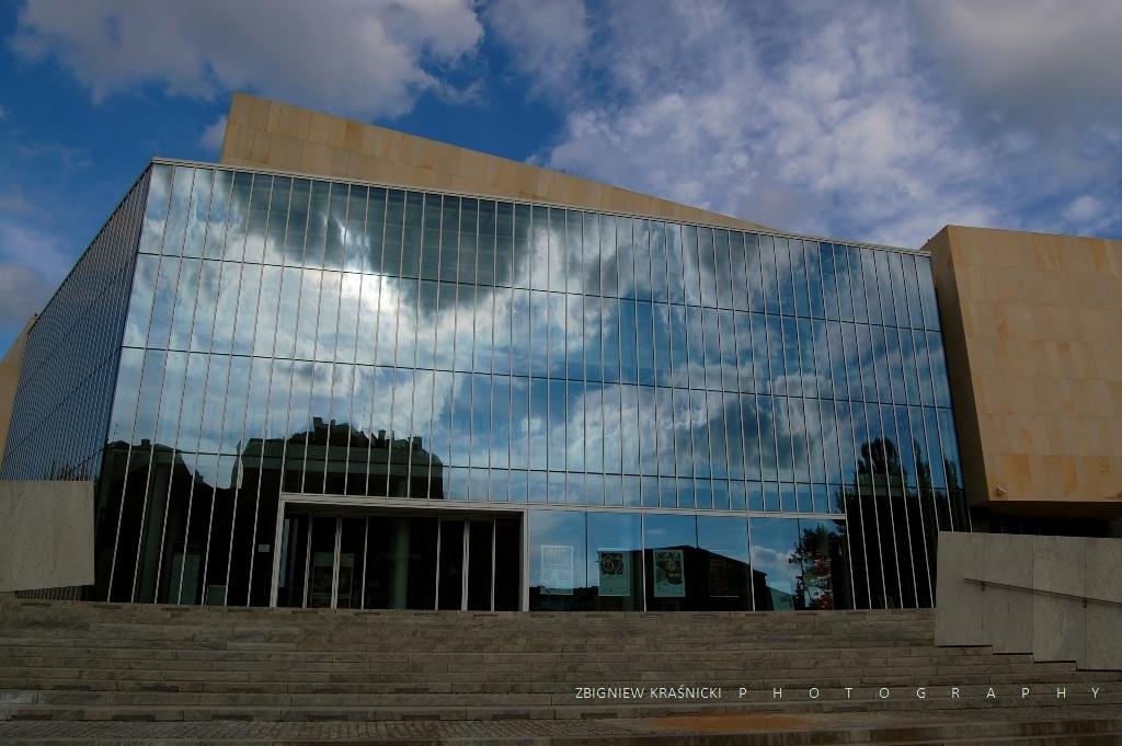 Opisywanie chmur po olsztyńsku