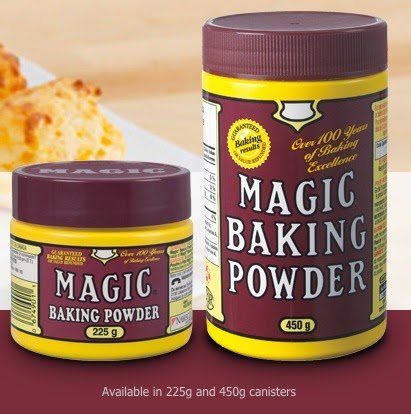 how to use powder gluten