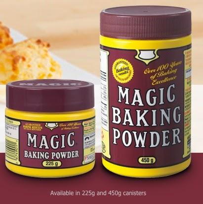 magic baking powder - photo #4