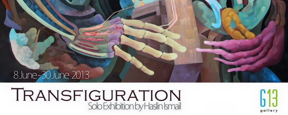 Transfiguration by Haslin Ismail