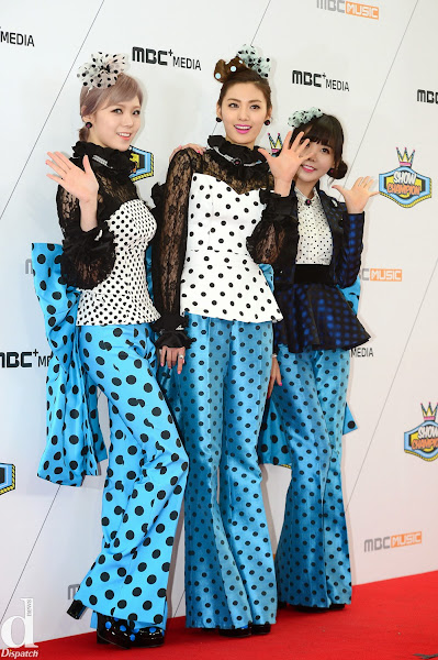 Orange Caramel Catallena Live
