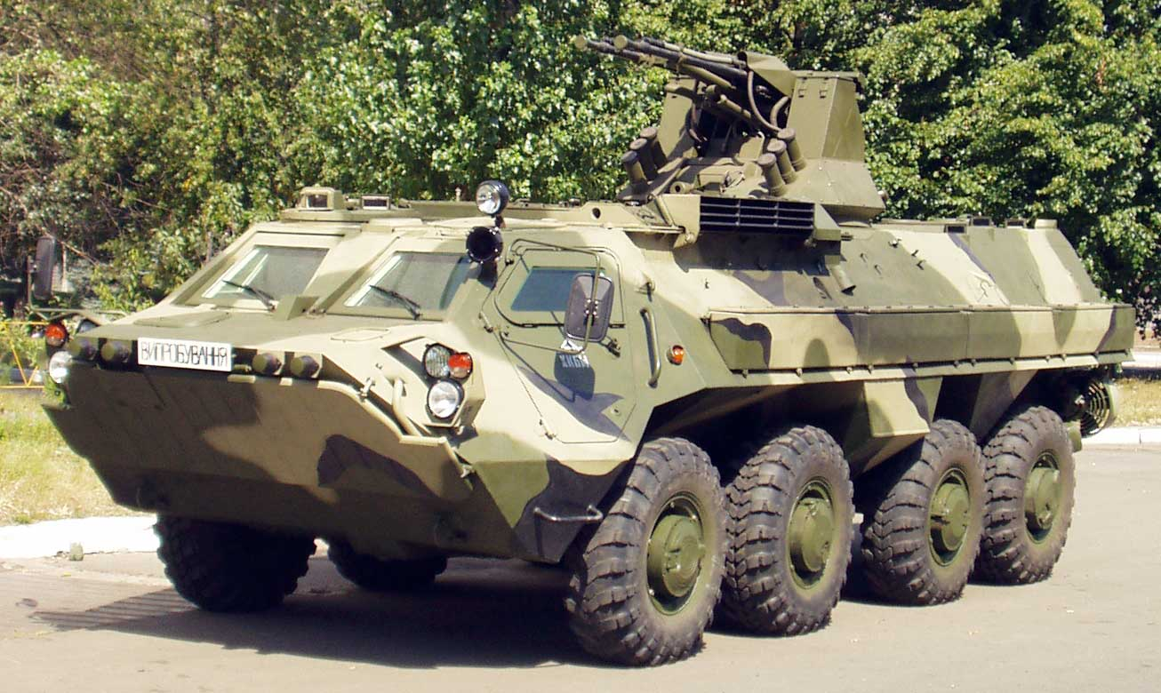 Personal Armored Vehicles The btr-4 armored vehiclesPersonal Armored Vehicles