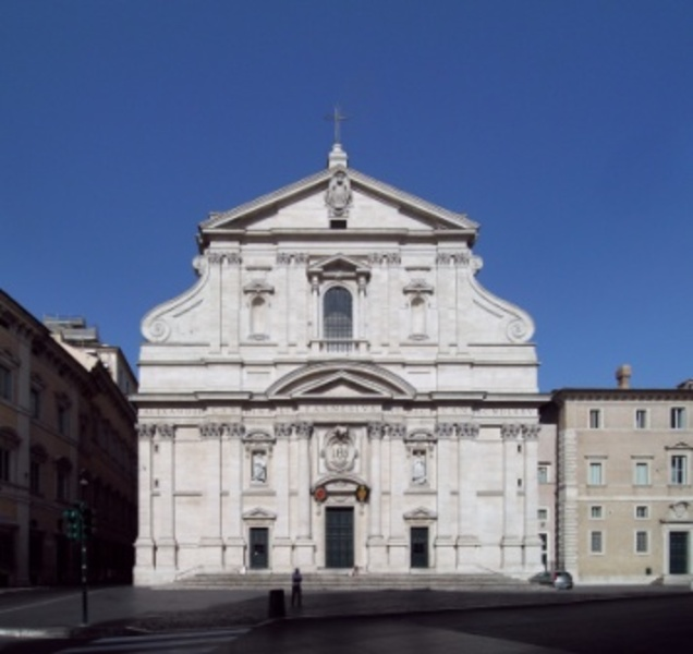 Chiesa del Gesù e le Stanze di St Ignazio: visite guidate Roma: 13/04/2013