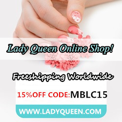 Ladyqueen 15% off
