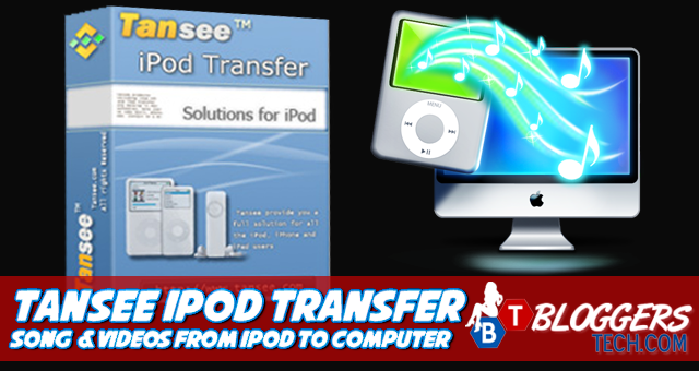 transfer songs from ipod to computer