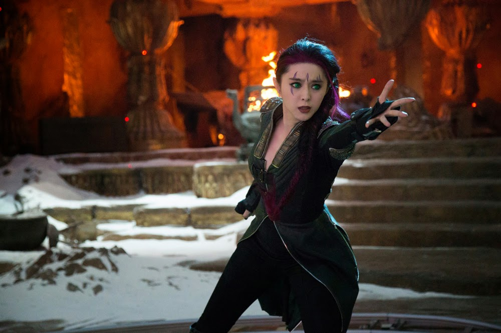 Fan Bing Bing in X-Men: Days of Future Past