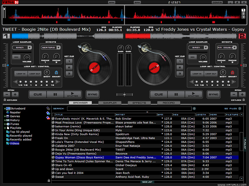 VirtualDJ Pro Free Download