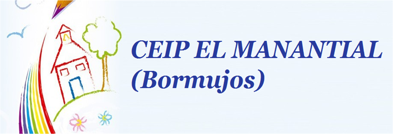 Web del CEIP El Manantial