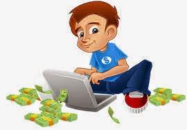 Belajar menghasilkan uang dari blog dengan seo