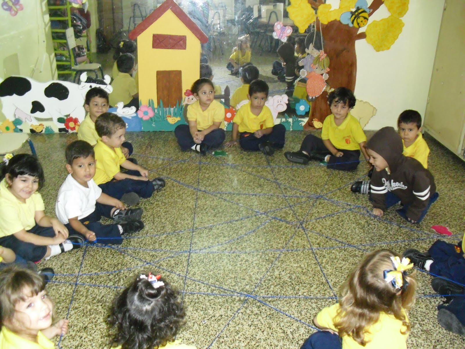 MIS AVENTURAS EN EL PREESCOLAR: enero 2012