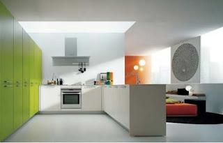 2011 modern kitchen