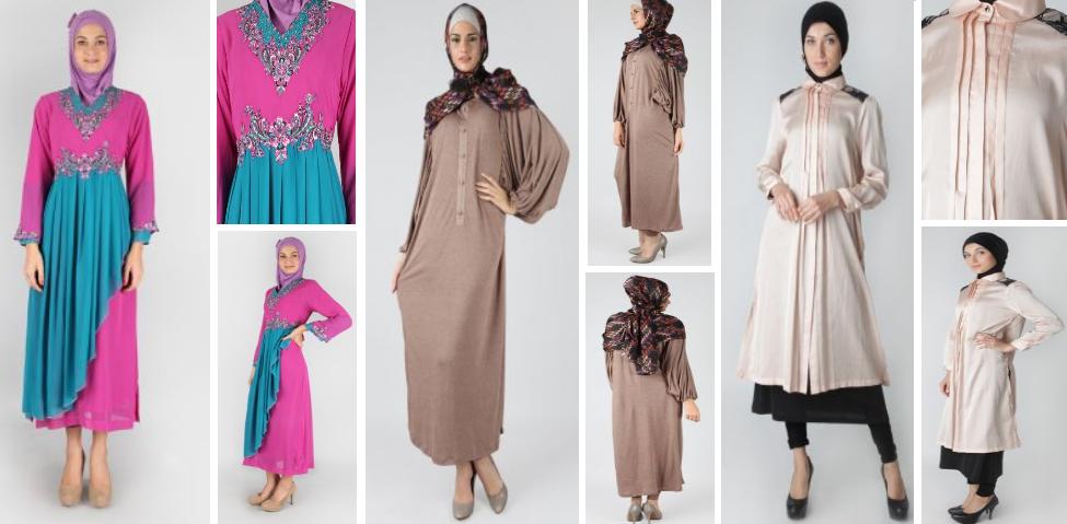 Tips Memilih Baju Gamis Untuk Lebaran Tren Fashion Remaja