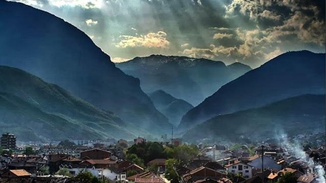 Peja, Kosovo.