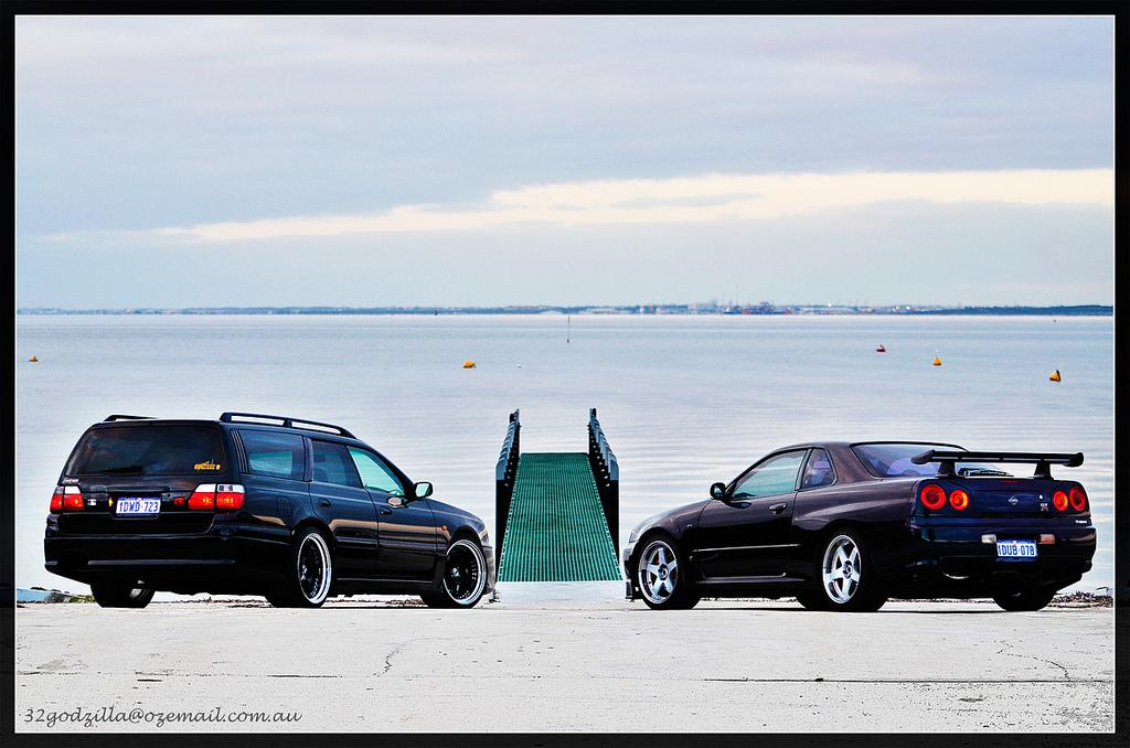 RB26DETT, Nissan Skyline, Stagea, najlepsze silniki R6