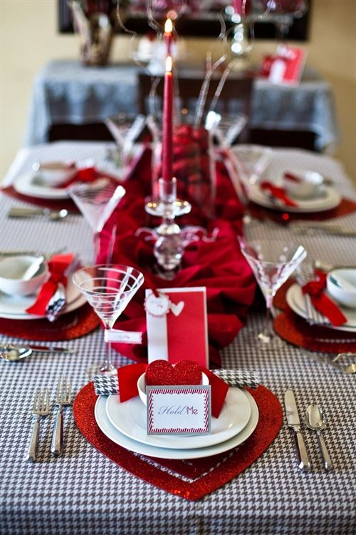 Best Valentine's Day Dinner Party Ideas