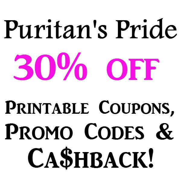 10 puritan's pride discount coupons