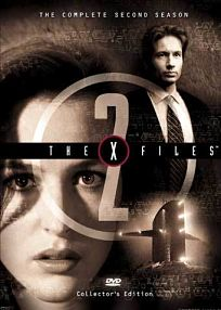 Los Expedientes Secretos X Temporada 2