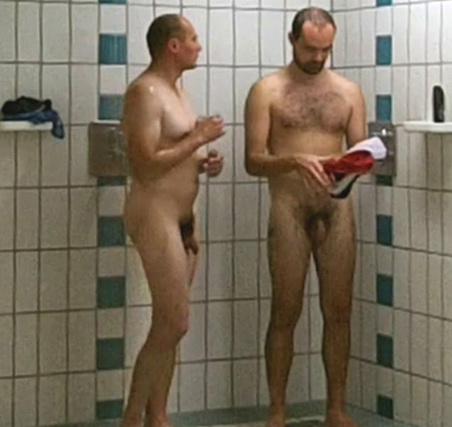 Topic You old men locker room