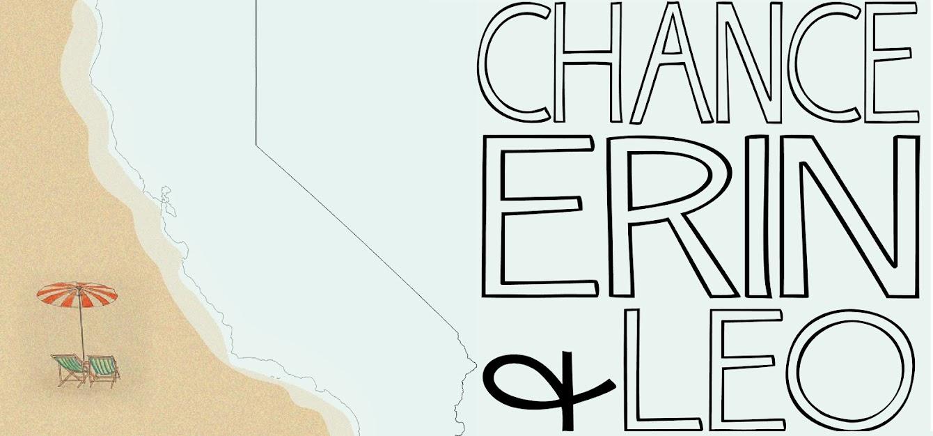 Chance, Erin & Leo